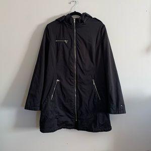 Tommy Hilfiger Large Jacket Soft Shell Black